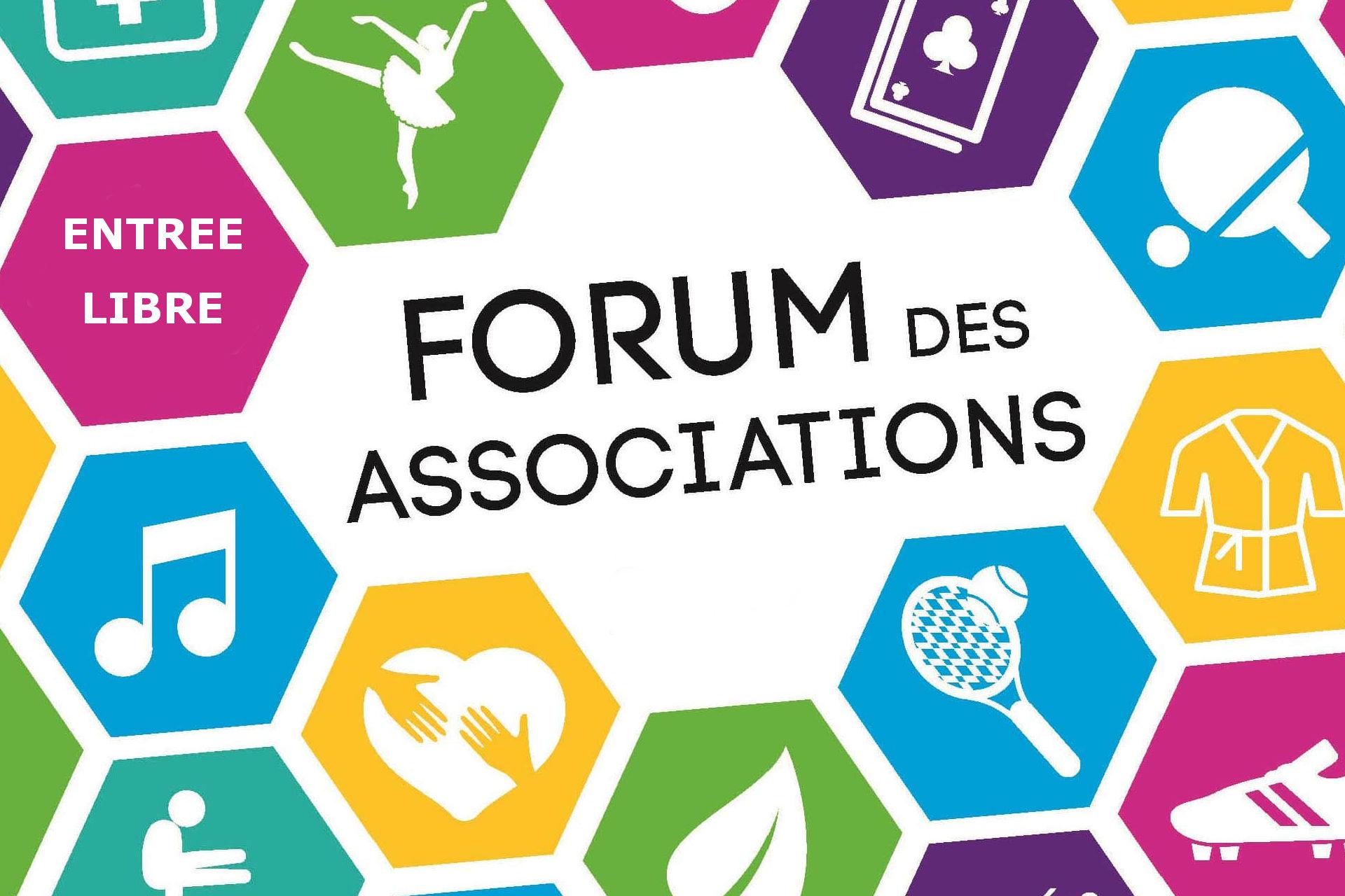 Forum des associations | Mairie de Plouhinec, Finistère (29)